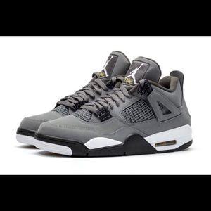 Jordan cool grey 4s